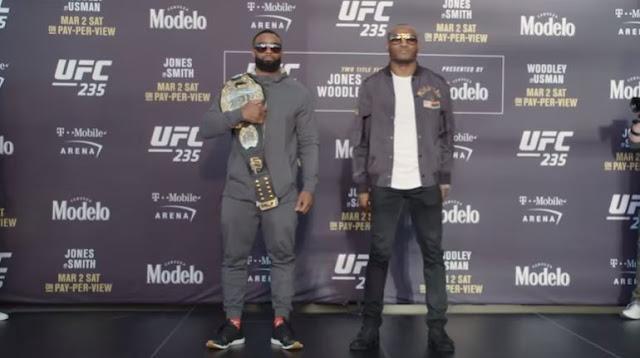 UFC 235 Embedded: Vlog Series - Episode 5