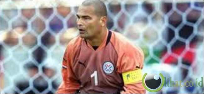 Jose Luis Chilavert: 62 gol