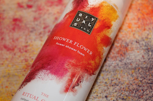 Flower Shower Foam - The Ritual of Holi - Rituals