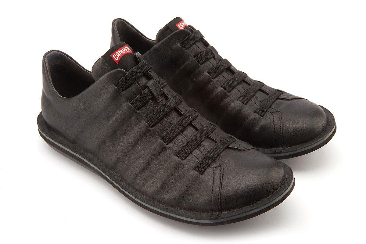 CAMPER Sneakersy Beetle 18751-048 Nero - męskie