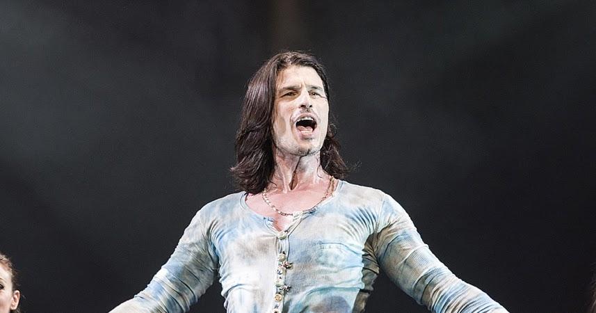 """""""Freddie - a Live dance show"""": Matteo Setti torna con Caterina Buratti e Giovanni Rho, nei panni di Mercury"""