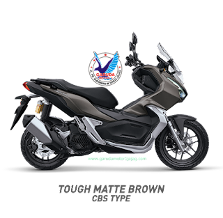 Honda ADV150 Tought Matte Brown CBS