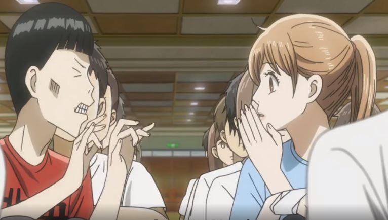 Chihayafuru 3 Episodio 01