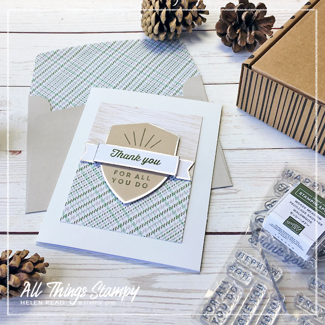 masculine cards made with Stampin' Up! For The Guys Kit
