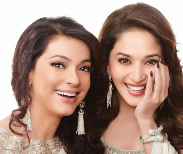http://www.funmag.org/bollywood-mag/madhuri-dixit-and-juhi-chawla-photoshoot-for-filmfare-magazine-2014/