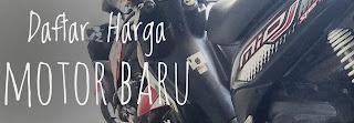Daftar Harga Motor Baru Kawasaki 2013