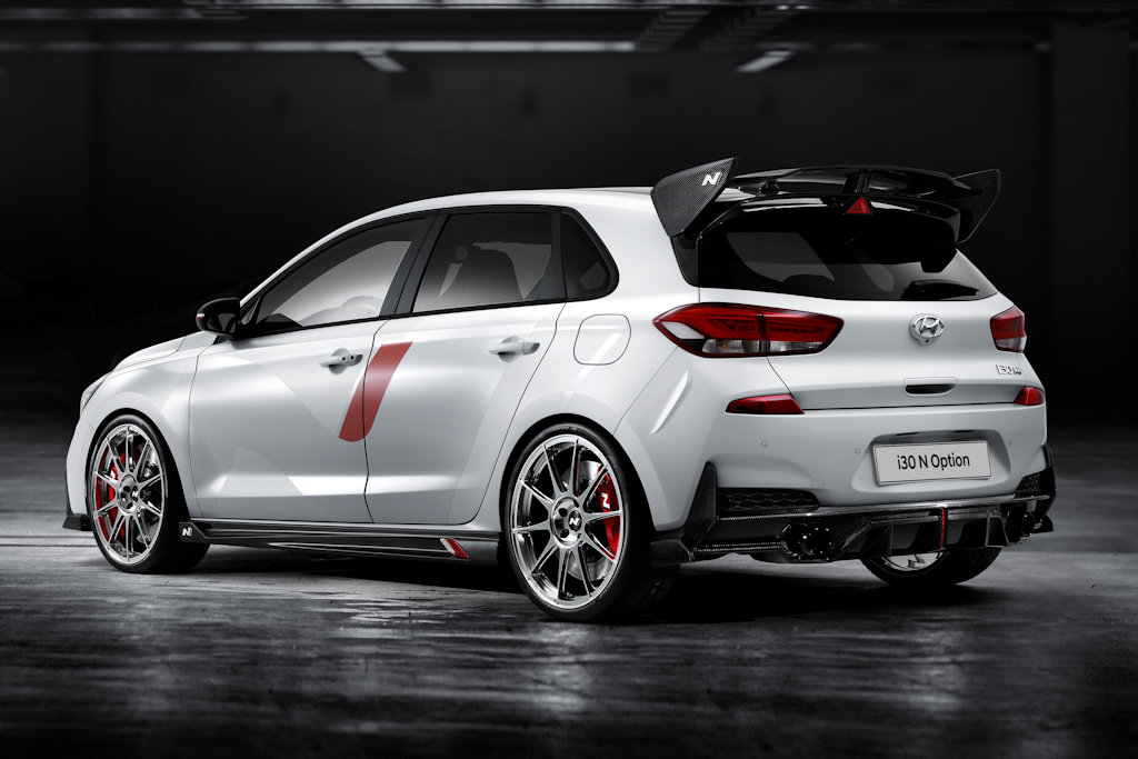 Hyundai's Going Head On with the MUGENs, TRDs, and STIs of