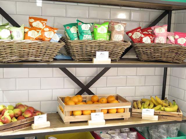 healthy snacks at juice kitchen, chelmsford