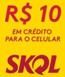Promoção Skol Conecta 2018 Crédito Celular Resgatar Recarga Pay