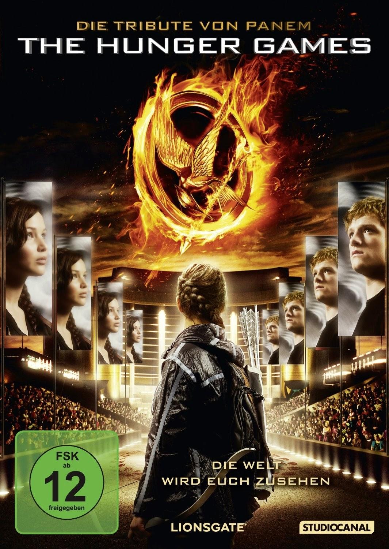 Buch vs. Film Die Tribute von Panem #1 - Tödliche Spiele