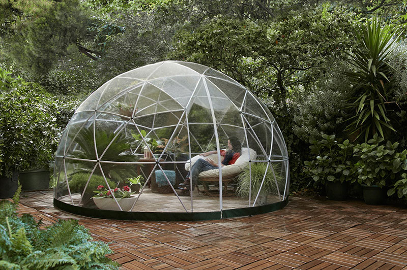 an igloo shaped shed for your backyard. Black Bedroom Furniture Sets. Home Design Ideas