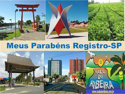 Registro-SP agora faz parte do MITS - Municípios de Interesse Turístico