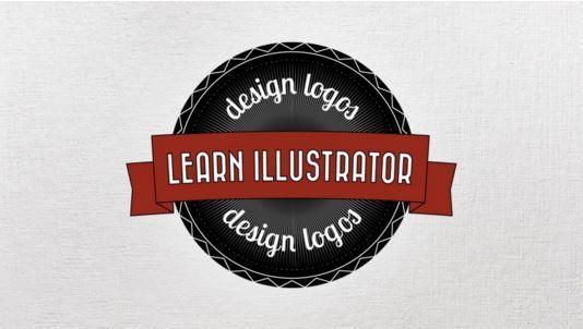 كوررس تصميم اللوجو بإليستريتور   Learn Adobe Illustrator and Logo design