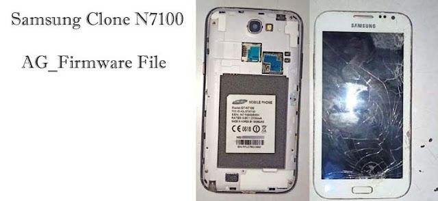 Samsung Clone N7100 CM2 Dongle Read Stock Rom Firmware Flash File