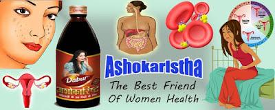 Ashokarishta Chữa đau bụng do đau bụng kinh