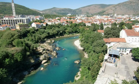 tour murah ke bosnia