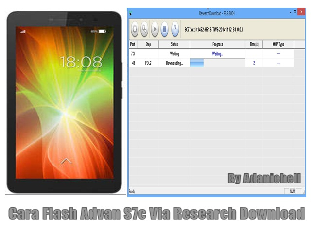 Flash Advan S7c Via Research Download