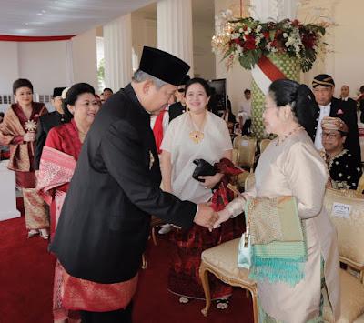 Duet Jokowi-AHY Bakal Akhiri Perang Dingin Mega-SBY? - Info Presiden Jokowi Dan Pemerintah