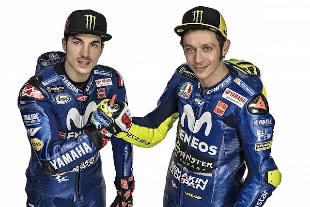Kesempatan Rossi Dan Vinales Unjuk Gigi Di Balapan MotoGP Jerman