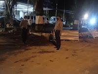 Tingkatkan Keamanan, Polsek Gondokusuman Patroli ke Pemukiman