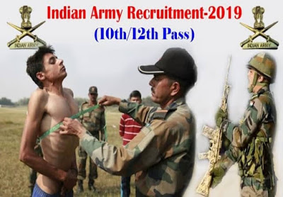 Join Indian Army Recruitment 2019 for Soldiers GD at Ferozepur