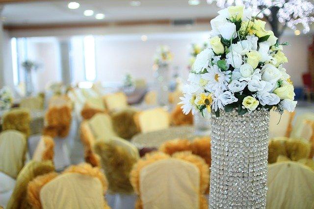 Yuk, Percantik Dekorasi Pernikahan Dengan Pilihan Bunga Yang Tepat