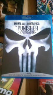 Punisher el Castigador BluRay