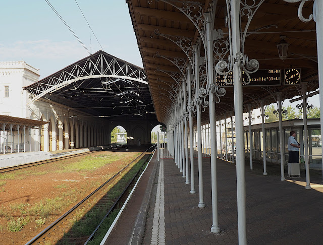 Станция Новый Петергоф (Station New Peterhof)