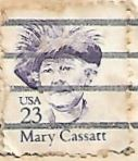 Selo Mary Cassatt