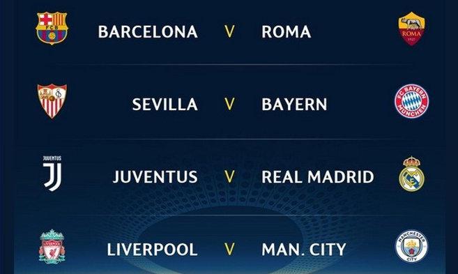 Jadwal Real Madrid di Liga Champions 2018 Lengkap jam tayang