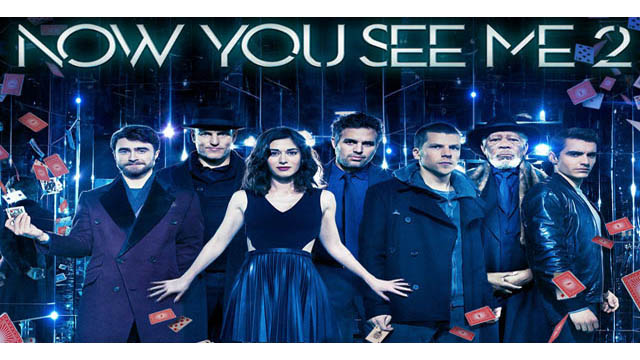 Now You See Me 2 (2016) Movie [Dual Audio] [ Hindi + English ] [ 720p + 1080p ] BluRay Download