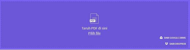 Menggabungkan File PDF Online (2)
