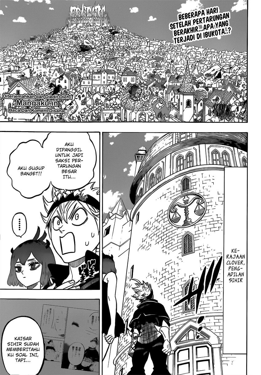 Black Clover: Chapter 217 - Page 3