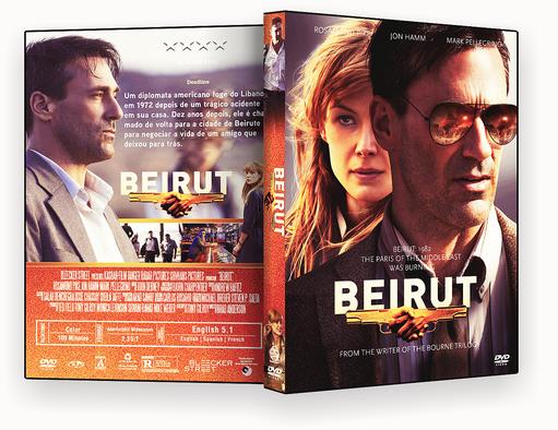 DVD-R – BEIRUTE – AUTORADO