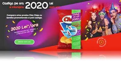 concurs cu premii chio chips 2020