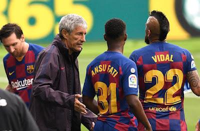 """Barcelona chiều lòng Messi: Rình rập chờ """"cuỗm"""" Pep, Man City khó cản"""