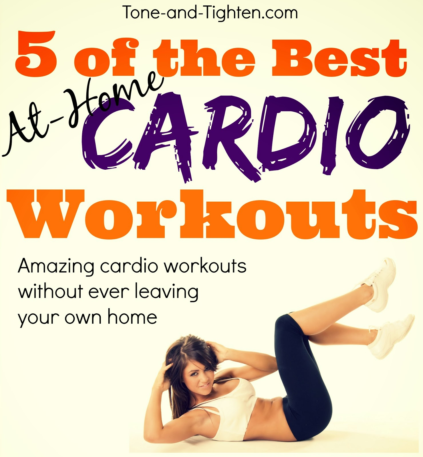 Cardio Workout: Tone & Tighten