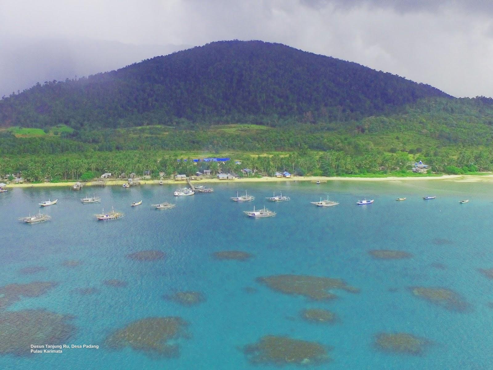 Indahnya Kepulauan Karimata Humpro Kku