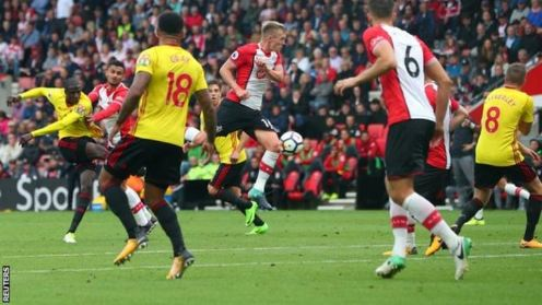 VIDEO: Southampton 0 – 2 Watford [Premier League] Highlights 2017/18