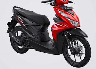 Daftar Rekomendasi Sepeda Motor Honda Paling Irit Tahun Ini