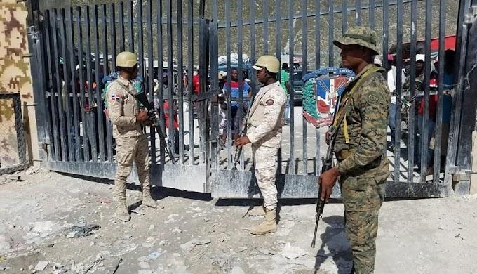 Defensa anuncia construcción de verja con el objetivo de controlar contrabandos en frontera Jimaní