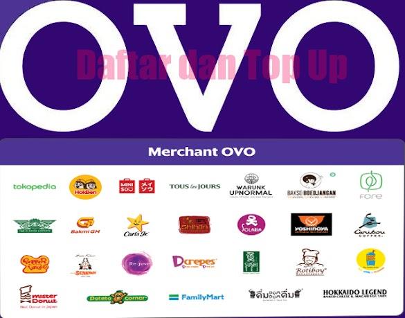 Daftar OVO Sekaligus Top Up Dengan Mudah Sekali
