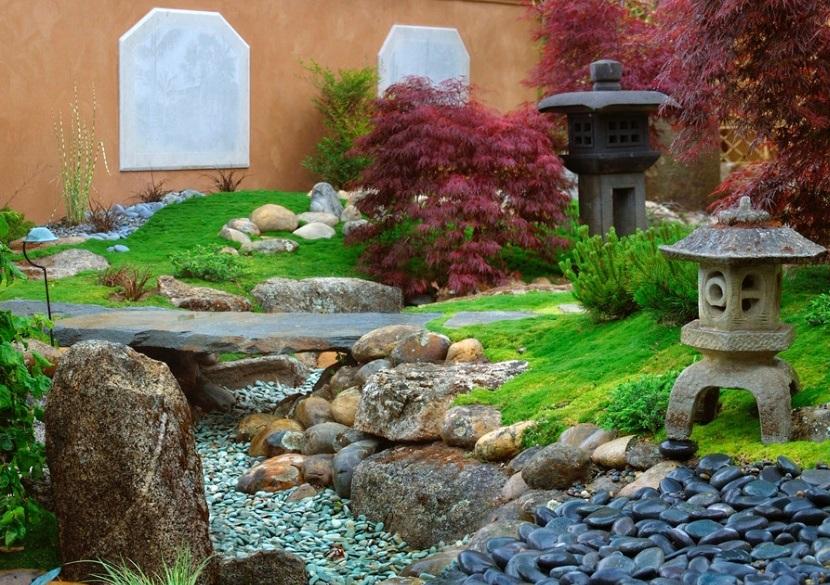 Penjelasan Japanese Garden Atau Taman Jepang