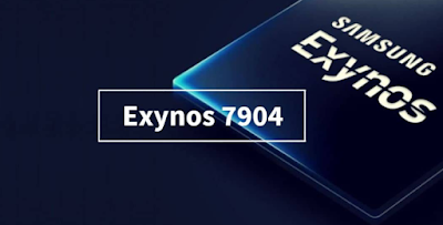 Chipset Exynos 7904 Samsung Galaxy M20
