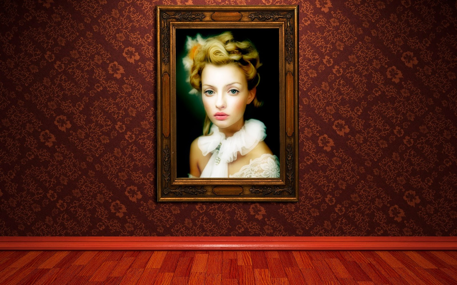 UniGrafias: Tutorial photoshop  De foto a pintura óleo