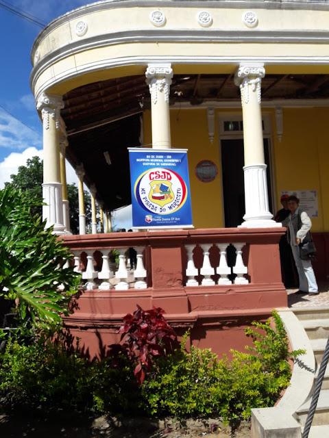 Alunas do CSJD, abrem a programação do instituto histórico, geográfico e cultural de Garanhuns no FIG