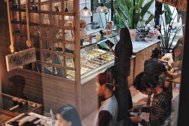 Gelato Secrets Shophaus Menteng