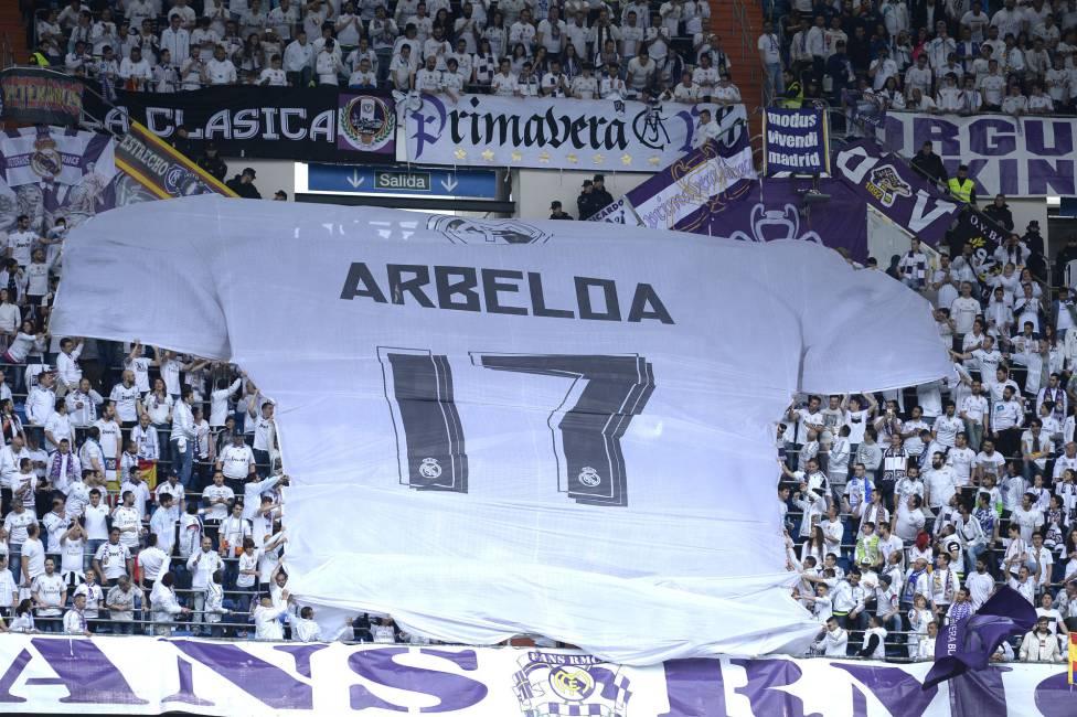 Dorsales del Real Madrid en la temporada 2016 2017  06397d001ffb8