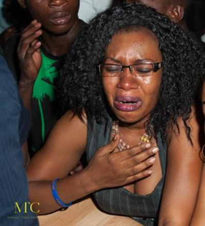 ladies crying for flavour mali