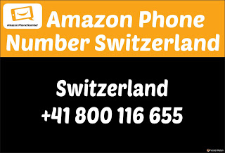 Amazon Phone Number Switzerland